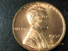 1952 P Lincoln Wheat Cent  ~ Nice  ~ BU ~ Coin