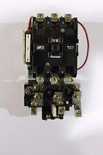FURNAS/SIEMENS MAGNETIC STARTER 15FF32AF NEMA SIZE 1 45 Amps 110/120  COIL