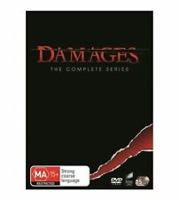 Damages : Season 1-5 (DVD, 2013, 15-Disc Set)