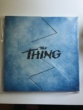 Waxwork Records The Thing Ennio Morricone Deluxe ICE Edition LP Vinyl Record NEW