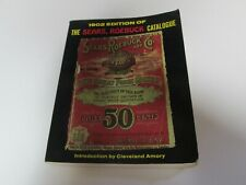 Sears, Roebuck & Company 1902 Catalog Reproduction Copyright 1969 1162 Pages