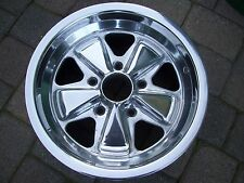 Porsche 911 Wheel Fuch Fuchs 15X7 One Nice Wheel For 911, 912, 914, Old Replica