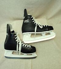 CCM CHAMPION 90 ice hockey skates ADULT SIZE 7 SLM SL-1000 black