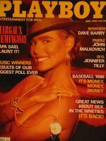 Playboy May 1990 | Margaux Hemingway Tina Bockrath      #1572+