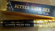 TWO FACED BETTER THAN SEX COOL BLACK MASCARA, 10G FULL SIZE
