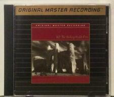 U2 - The Unforgettable Fire  MFSL Gold CD (Remastered)
