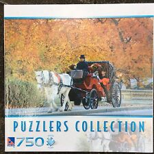 NEW!  Central Park, New York- Sure-Lox - Puzzlers Collection - 750 Piece Jigsaw