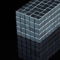 20x Neodym Würfel Magnete 5 x 5 x 5 mm N45 1,1kg Kraft NdFeB 5x5x5 mm eckig