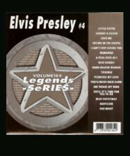 KARAOKE CDG  LEGENDS SERIES  VOL 184  ELVIS PRESLEY # 4    17 TOP TRACKS
