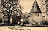 CPA Le Chateau de VILLENEUVE pres St-Germain-Lembron (407964)