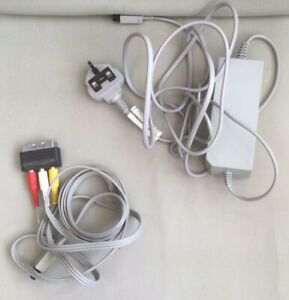 Official Nintendo Wii Power Supply 3 Pin