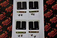 4 x Vito's Performance Carbon Flex dual stage reeds Yamaha BANSHEE 1987-2006