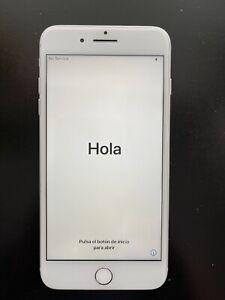 Apple iPhone 8 Plus 64GB A1897 (GSM) (Unlocked) - Silver