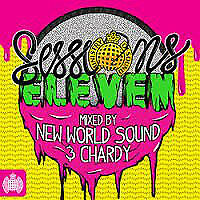 New World Sound & Chardy ‎– Sessions Eleven 2CD Ministry Of Sound 2014 NEW