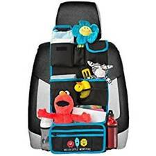 Black Red Car Kids Childrens Rear Back Seat Organiser tidy Halfords RRP £14.99