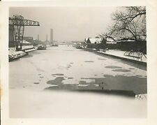 WWII 1945 train tracks at Port De Pantin France USA 2nd Mil Railway photo #2