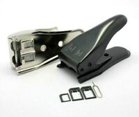Universal Double Dual Sim Card Cutter Micro&Nano Cutting for iPhone 6 + 4 S 5 S