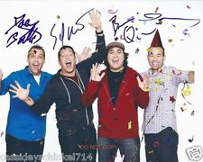 """Impractical Jokers TV Show 8x10"""" reprint Signed Cast Photo #1 RP ALL 4"""