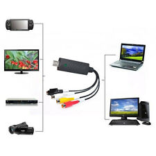 USB 2.0 TV STB, VCR, VCD, DVD, cameras Analog video audio capture grabber to PC