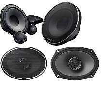 """Kenwood Excelon Speakers Package KFC-X694 600 WATTS With Kenwood XR-1700P 6-3/4"""""""