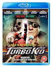 Turbo Kid [Blu-ray] [DVD][Region 2]