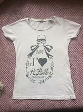 Stylish SCOTCH R'BELLE girls' t-shirt, age 8
