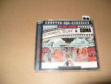 Logan's Run & Coma Jerry Goldsmith cd Soundtrack 2000 Mint Condition