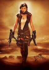 Resident Evil Extinction Movie Poster 24inx36in (61cm x 91cm)