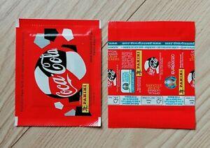 Panini EURO EM 2020 Tournament - TÜTE Coca Cola Swiss mit Impossible Sticker