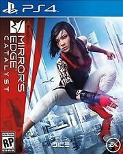 Mirror's Edge Catalyst for PlayStation 4 PLAYSTATION 4(PS4) Action / Adventure