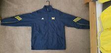 Michigan Wolverines Adidas Jacket, Size Medium
