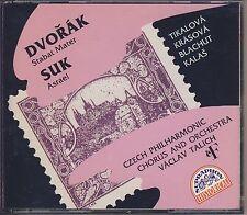 Dvorak, Suk - Talich, Czech PO: Stabat Mater, Asrael (2 CDs, Supraphon) Like New