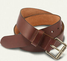 Red Wing Heritage Leather Belts - Available in Black, Oro, Amber and Oro Russet