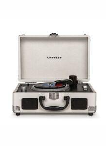 "Crosley Mini Cruiser Turntable Mini 3"" Record Player NEW"