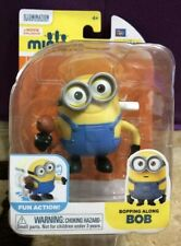 MINIONS A MOVIE EXCLUSIVE MINION BOPPING ALONG BOB WITH TEDDY BEAR Toy AA133
