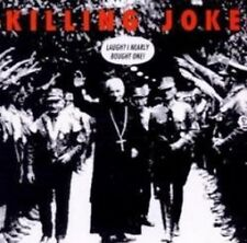 Killing Joke - Laugh? I Nearly Bought One! (NEW CD)
