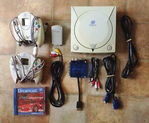 Sega Dreamcast Bundle Hanzo VGA