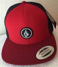 Volcom Men's Quarter Snapback Hat
