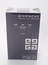 GIVENCHY PLAY INTENSE 50ML EAU DE PARFUM SPRAY WITH 75ML BODY LOTION SET
