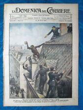 La Domenica del Corriere 21 marzo 1920 Parigi - Berlino - Croce Rossa