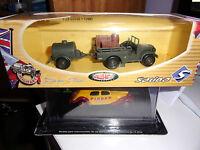Solido 1:43 Dodge + Tonne 6128 NEUF EN BOITE