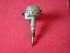 Used Mallory 6 Cyl Distributor ZC180W Double Life Dual Point 1950s 1960s  Chevy