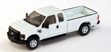 HO RPS River Point Station Ford F-250 XLT Super Cab Pickup White 1/87 Scale