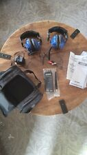 Uniden Bearcat Bc60Xlt-1 Handheld 30 Channels Radio Scanner and accessories