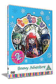 Tots TV - Tots TV: Snowy Adventure [DVD] - DVD  NSVG The Cheap Fast Free Post