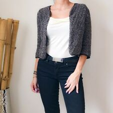Ann Taylor Petites Cropped Cardigan Size SP