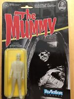 Universal Monsters Mummy Glow ReAction 3 3/4-Inch Retro Action Figure