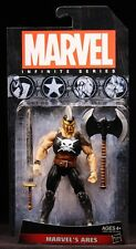 "2014 HASBRO MARVEL UNIVERSE INFINITE SERIES AVENGERS ARES 4"" ACTION FIGURE MOC"
