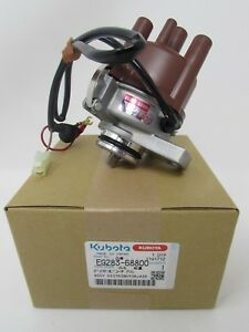 NEW GENUINE KUBOTA ENGINE DISTRIBUTOR ASSEMBLY EG283-68800 WG600 WG750 WG752
