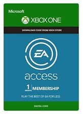 EA Access 1 Month XBOX ONE Key / Code Region Free - Quick Delivery